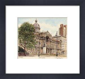 Birmingham - Centre by Glyn Martin