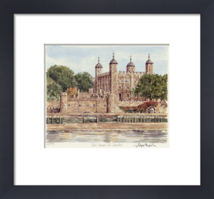 Tower of London by Glyn Martin