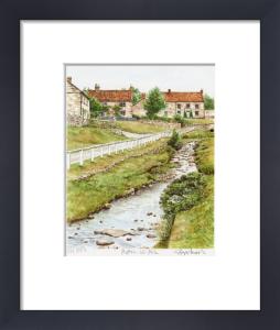 Hutton-le-Hole by Glyn Martin