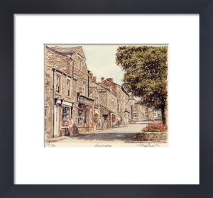 Grassington by Glyn Martin