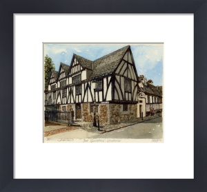 Leicester - Guildhall by Philip Martin