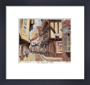York - Shambles by Philip Martin
