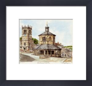 Barnard Castle by Glyn Martin