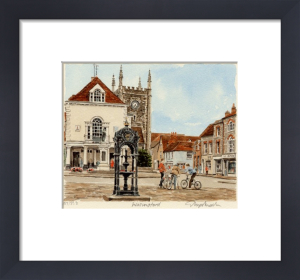Wallingford - Town by Glyn Martin
