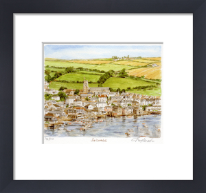 Salcombe - from E. Portlemouth by Glyn Martin
