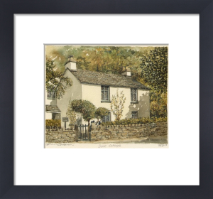 Grasmere - Dove Cottage by Philip Martin