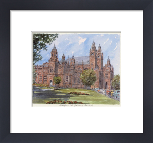 Glasgow - Art Gallery & Museum by Philip Martin