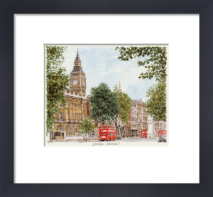 Whitehall by Glyn Martin