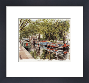 Little Venice by Glyn Martin