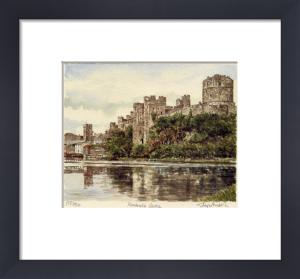 Pembroke Castle by Glyn Martin