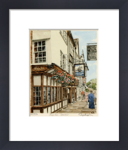 Exeter - Ship Inn by Glyn Martin
