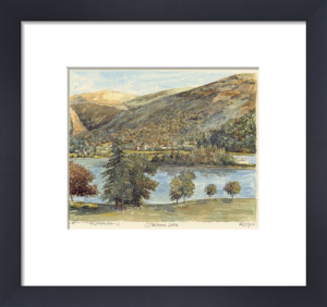 Grasmere Lake by Philip Martin