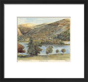 Grasmere Lake by Philip Martin