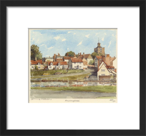 Finchingfield by Philip Martin