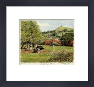 Glastonbury Tor by Glyn Martin