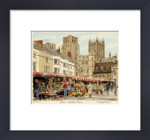 Wells by Glyn Martin