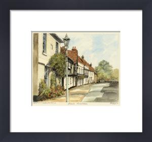 Much Hadham by Philip Martin