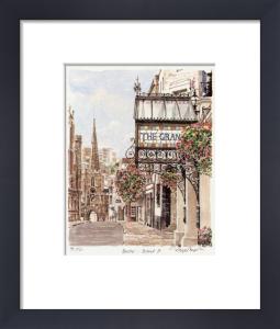 Bristol- Broad Street by Glyn Martin