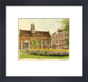 Gray's Inn by Glyn Martin
