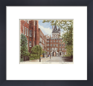 Lincoln's Inn by Glyn Martin
