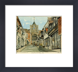 Rye - (3) by Philip Martin