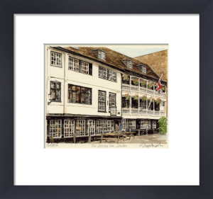 The George - Southwark by Glyn Martin