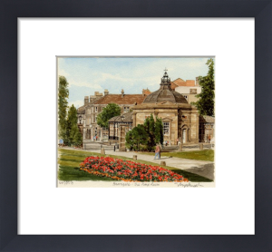Harrogate - The Pump Room by Philip Martin
