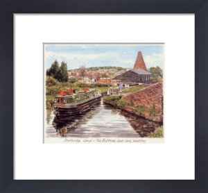 Stourbridge Canal,Wordsley by Glyn Martin