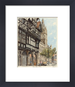 Chester - Town Hall by Philip Martin