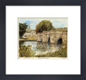 Bakewell Bridge by Philip Martin