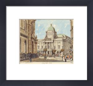 Hull - City Hall by Philip Martin