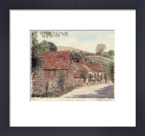 Little Stretton by Glyn Martin