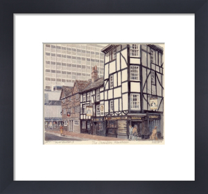 Manchester - Shambles by Philip Martin