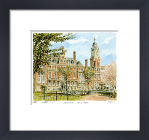 Leicester - Town Hall by Philip Martin