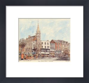 Leicester - Clock Tower by Philip Martin