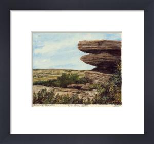 Brimham Rocks by Philip Martin