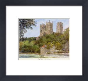 Durham Cathedral by Philip Martin