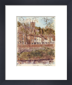 Ironbridge - Village by Glyn Martin