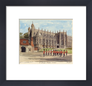 Windsor - St. George's Chapel by Philip Martin