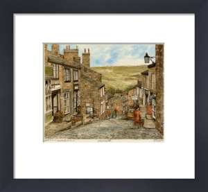 Haworth(2) (landscape) by Philip Martin