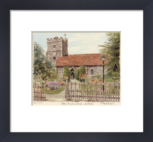 Cookham - Church by Glyn Martin