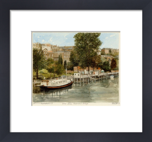 From Richmond Bridge by Philip Martin