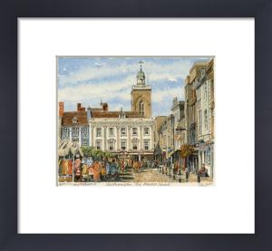 Northampton - Mkt Sq by Philip Martin