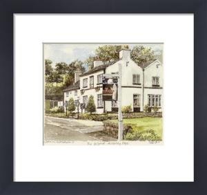 Alderley Edge - The Wizard by Glyn Martin