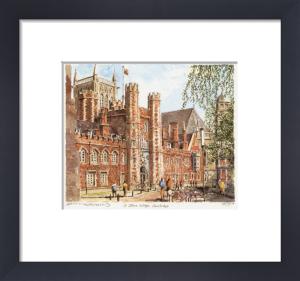 St. John's College by Philip Martin