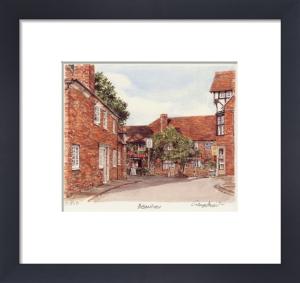 Beaulieu - Montague Arms by Glyn Martin