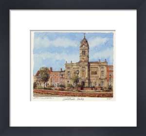 Derby - Guildhall by Philip Martin