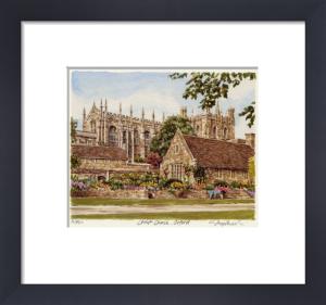 Christ Church by Glyn Martin