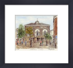 Carmarthen - Guildhall by Glyn Martin