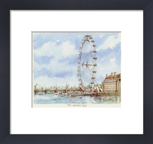 The London Eye by Philip Martin